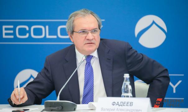 Фадеев также похвалил ОНФ за содействие