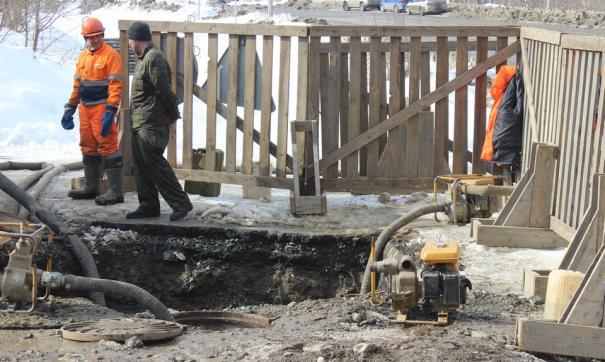 Саратовцы жалуются на ржавые трубы и отсутствие горячей воды