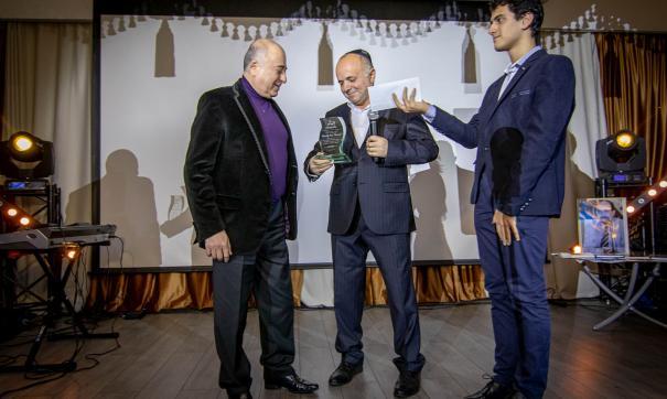 Лауреатами стали три человека
