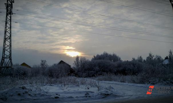 Нижневартовский поселок под ИЖС энергетики обеспечат электричеством к концу года