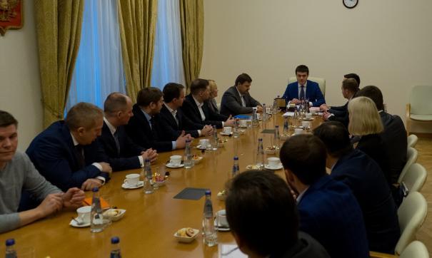 Министр рассказал управленцам о нововведениях конкурса «Лидеры России»