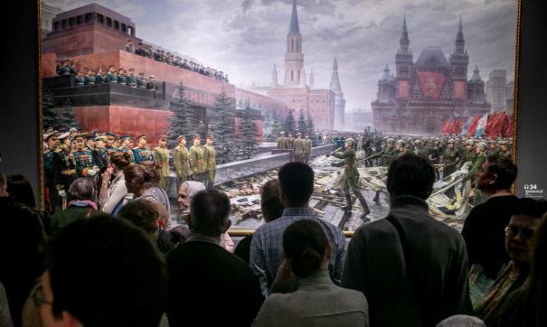 На выставку «Память поколений» пришли почти 150 тысяч посетителей