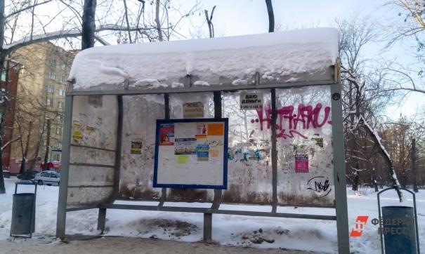 В Салехарде чиновники решили сдавать в аренду новые теплые остановки