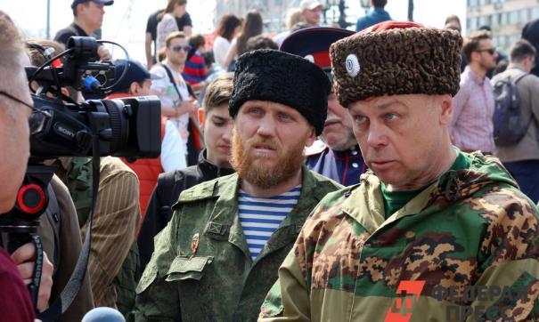 На Ямале казаки выбирали станичного атамана