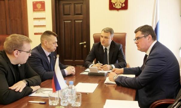 Сергей Морев проработал на этом посту год