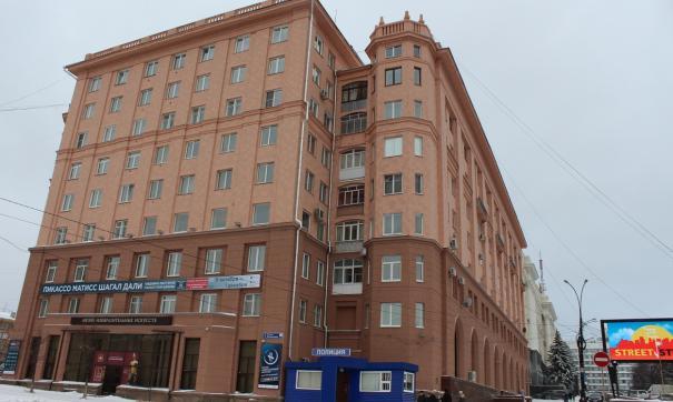 Ремонт фасада завершен