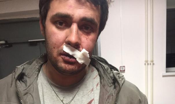 Александр Курочкин собирается написать заявление в полицию