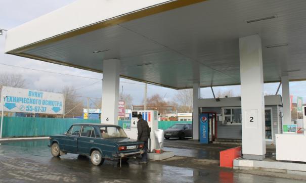 Рейтинг качества топлива на заправках представят в конце года