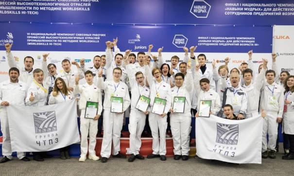 В Екатеринбурге подвели итоги чемпионата