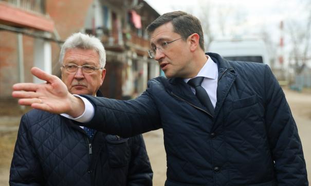 Глава Нижегородской области сравнил жилые дома со «свинарником»
