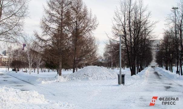 Дума Екатеринбурга лишила сквер у драмтеатра религиозного назначения