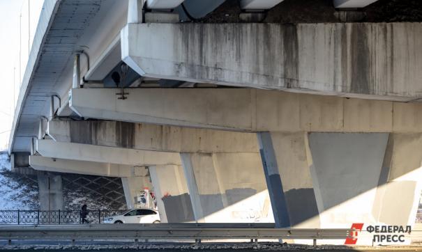 В Екатеринбурге хотят построит новый мост у «Калины»