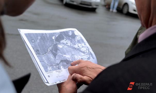 Свердловские власти определились с границами участка, где хотят построить биатлонный комплекс