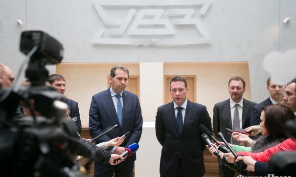 На УВЗ опровергли трудоустройство бывшего помощника Игоря Холманских