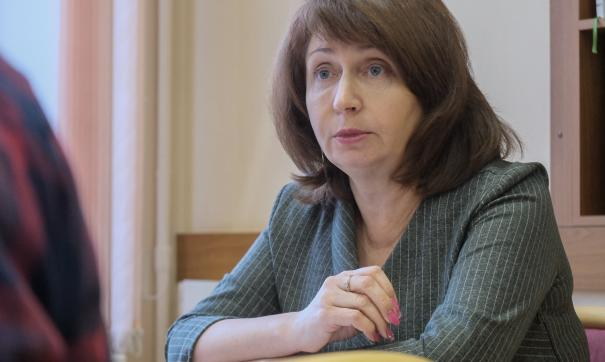 Тамара Благодаткова – председатель комитета благоустройства администрации Екатеринбурга