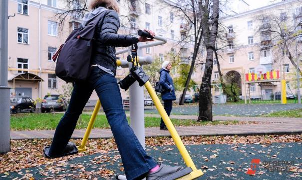 Почти треть россиян не занимаются спортом из-за нагрузок на работе