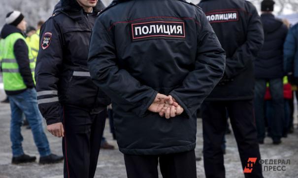 Свыше половины россиян доверяют полиции