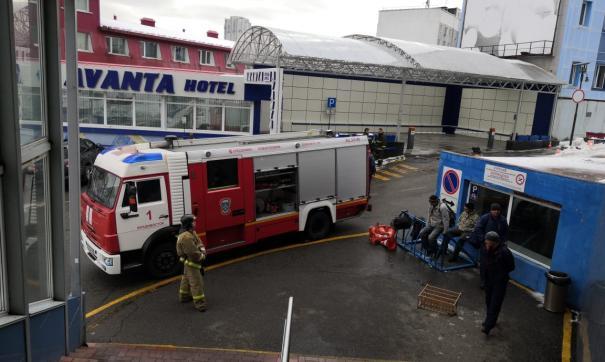 Пожар в фитнес-центре Владивостока напугал беременных женщин