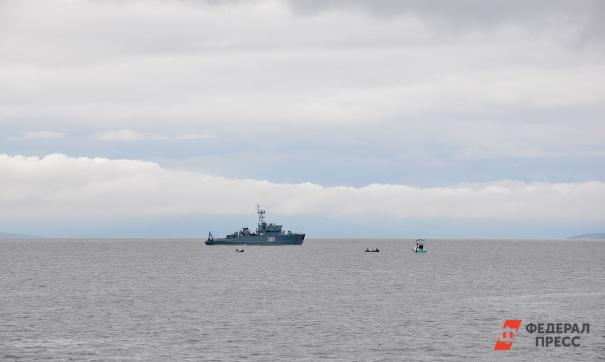 Приморские спасатели нашли рыбака, который больше суток провел в море