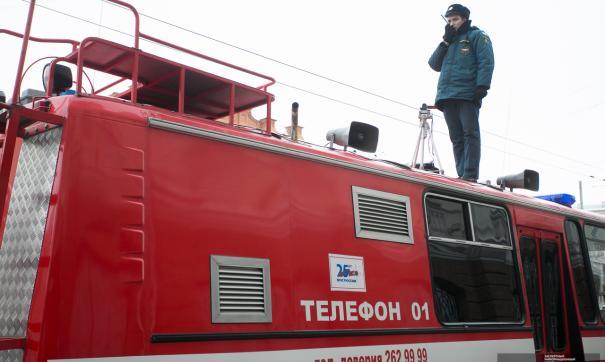 Пожар в многоквартирном доме унес жизнь жителя Якутска