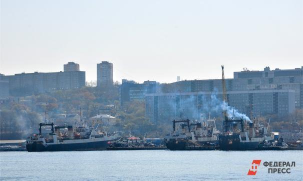 Приморские власти недовольны мерами по борьбе с угольной пылью в портах Приморья
