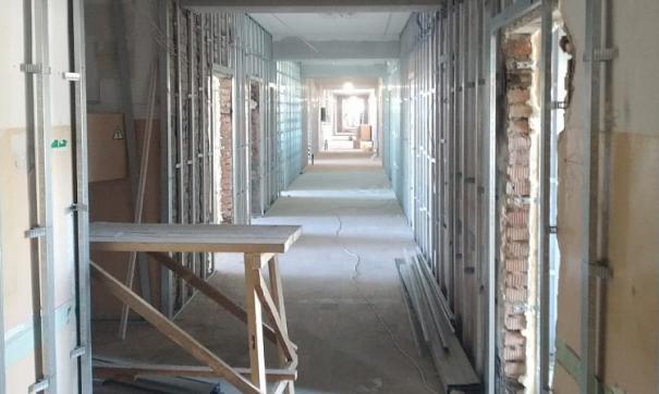 В тысячекоечной приморской клинике стартовал масштабный ремонт