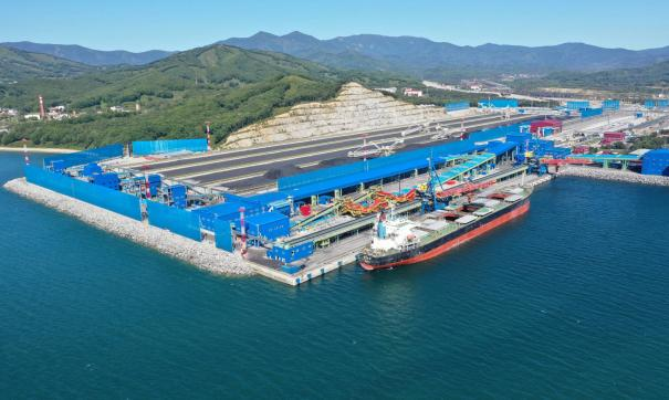 Специалисты выявили, что Восточный порт соблюдает экологические требования