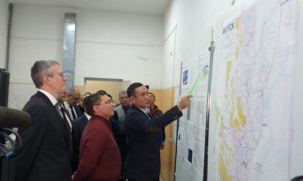 Глава Минстроя РФ прибыл в Якутию, чтобы увидеть новые школы и дома