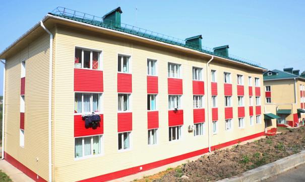 В следующем году на жилье для сирот выделят около 200 миллионов рублей