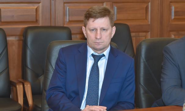 Сергей Фургал и его сторонники стараются максимально дистанцироваться от дела Мистрюкова