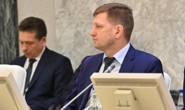Дело Мистрюкова может бросить тень на губернатора Сергея Фургала