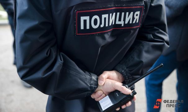В Екатеринбурге совершено вооруженное ограбление