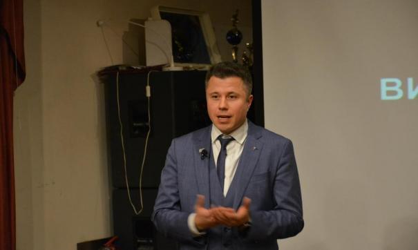 Победитель конкурса «Лидеры России» делает театр доступным для людей