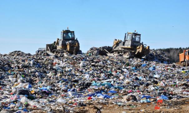 Жители Карабанова протестуют против строительства станции для опасных отходов