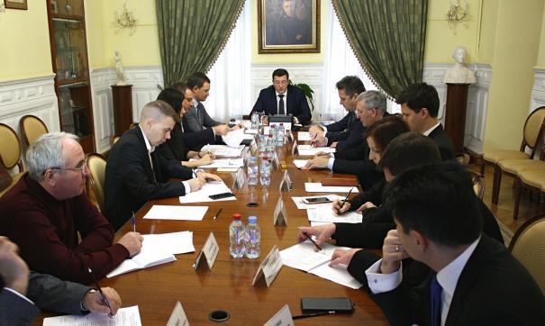 Глеб Никитин провел заседание подгруппы по вопросам сохранения культурного наследия