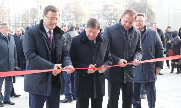 Председатель Верховного суда РФ принял участие в открытии крупнейшего кассационного суда в Самаре