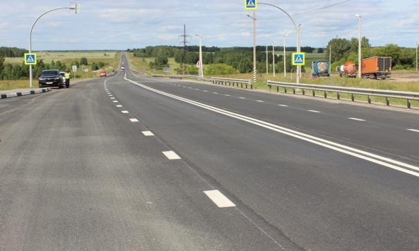Дорожники рассказали об итогах ремонта на трассе Р-254вКурганской области