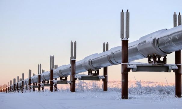 Нефтяники в течение двух часов ликвидировали прорыв, собрали и утилизировали снег в месте розлива