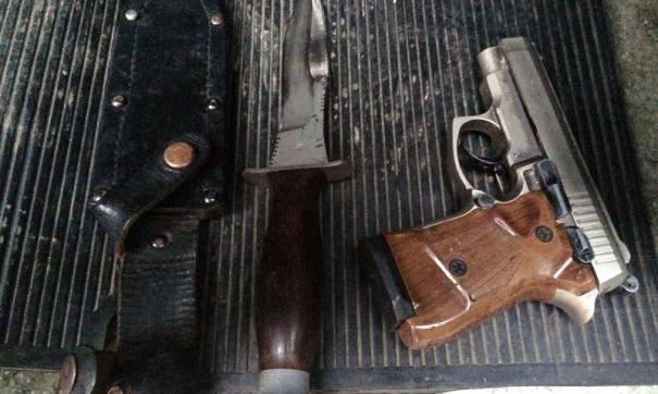 В России стало меньше преступлений с использованием оружия