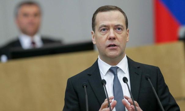 Медведев заявил, что в России дешевый интернет