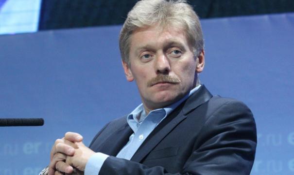 Песков назвал закон об особом статусе Донбасса краеугольным