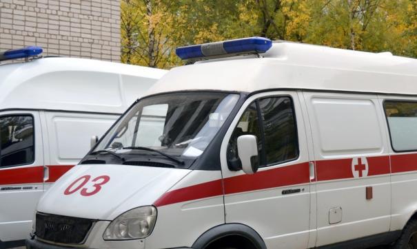 Молодого человека увезли на «скорой помощи». До этого в медучреждение был направлен на профилактический осмотр 21 курсант