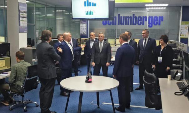 Александр Моор: успех «Шлюмберже» в Тюменской области – пример надежного сотрудничества с инвесторами