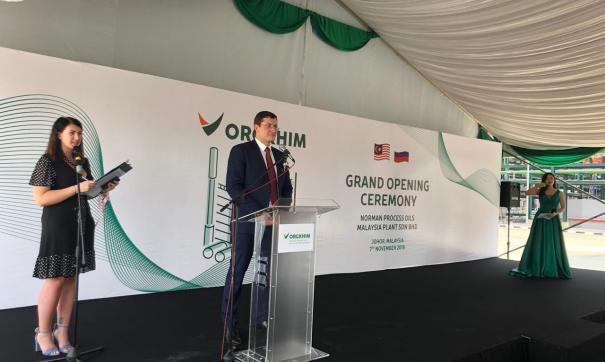 Глеб Никитин присутствовал на открытии нового завода