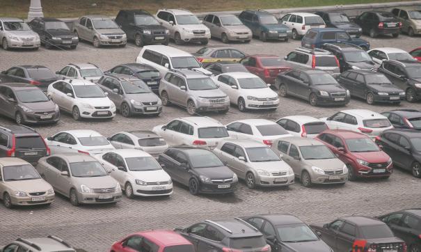 Парковки станут платными в 2020 году