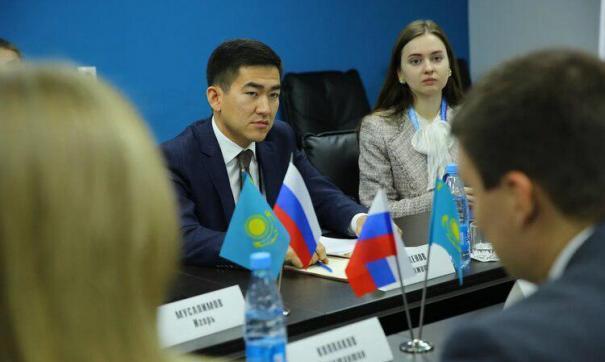 В Омске открылся Форум молодежных лидеров России и Казахстана