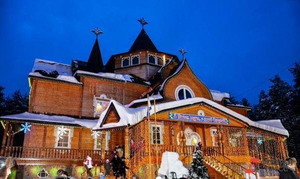 Великий Устюг считается родиной русского Деда Мороза