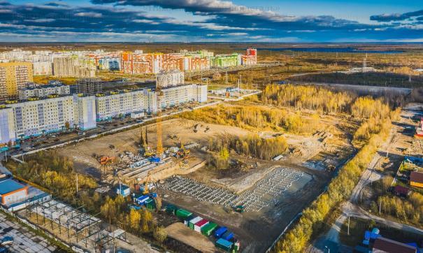 Компания обеспечит электроэнергией новостройки Нижневартовска