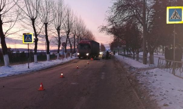 В Первоуральске на пешеходном переходе «Тойота» насмерть сбила женщину