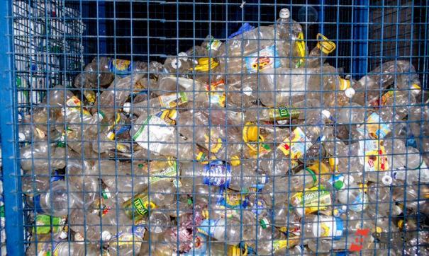 Также 55 % из опрошенных сильно обеспокоены проблемой загрязнения пластиковым мусором.
